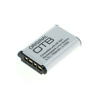 FR ON2799 Battery for Sony NP-BX1 1000mAh