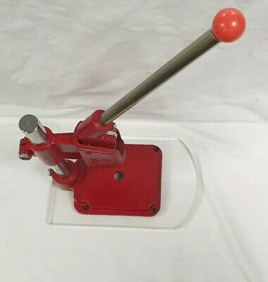 Good quality Hand press machine,red hand press