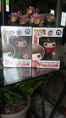 Funko pop The Big Bang Theory Howard Wolowitz 75 SDCC STAR TREK VAULTED!!!