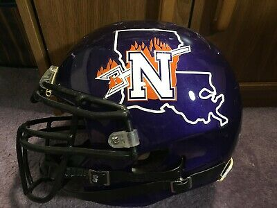 Northwestern State Demons Football Helmet