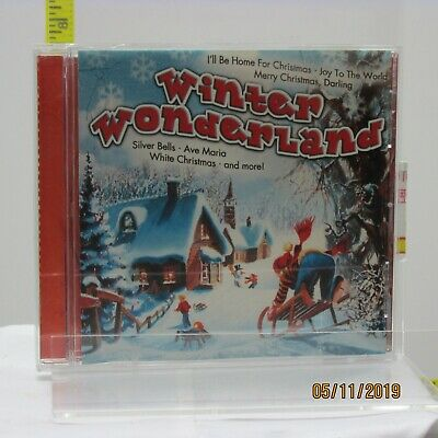 This listing is for the CD Winter Wonderland.