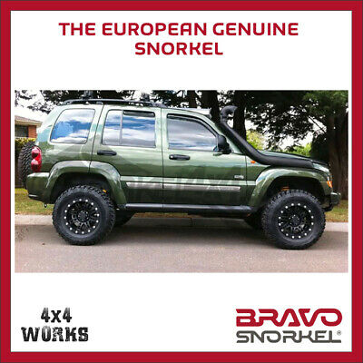 Bravo Snorkel Kit for Jeep Cherokee KJ 2001-08
