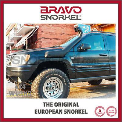 Bravo Snorkel Kit Jeep Grand Cherokee WJ 1998-05