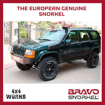 Bravo Snorkel Kit Jeep Grand Cherokee ZJ 1991-99