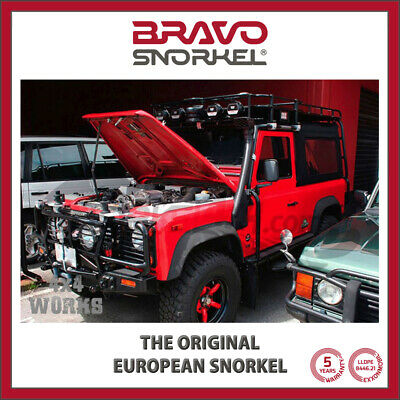 Bravo Snorkel Kit Land Rover Defender 200 1990-94