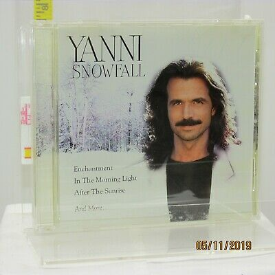 """This listing is for the CD """"Snowfall"""" by Yanni."""