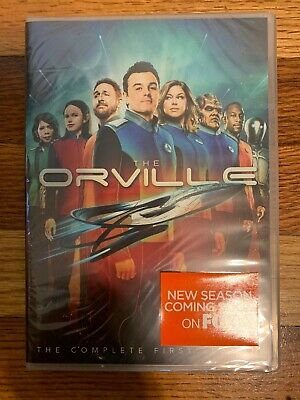 The Orville: The Complete First Season one  (4 DVD discs)