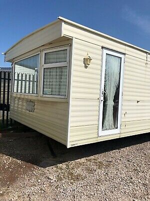 Static Caravan For Sale Off Site Cosalt Torino Deluxe 35'x12'x2bed Double Glazed