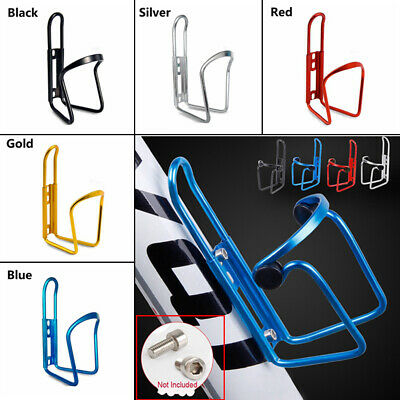 Aluminum Alloy Bicycle Cycling Mountain Bike Drink Water Bottle Rack Holder New