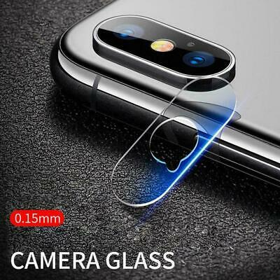 2x Rear Back Camera Protector Protective Lens Case Cover For iPhone XS/XR&X V2C5