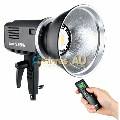 Godox SLB60W 5600K LED Video Light Continuous Studio Light White Version+Battery