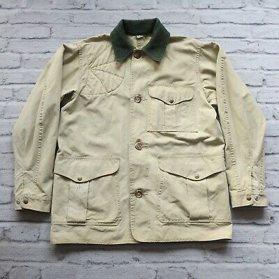 e981fd221f51d Vintage Filson Style 72XL Hunting Jacket Size 40 Made in USA Shooting Tin  Cloth