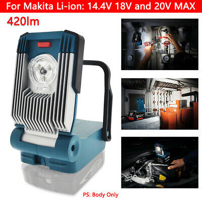 Replace for Makita DML805 18v LXT Lithium-Ion Cordless/Corded LED Flood Light