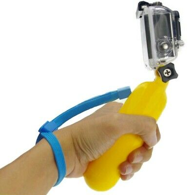 Floating Hand Grip Handle Mount Accessory Float for-Gopro Hero 1 2 3 +4 Camera