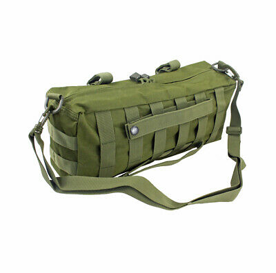 Tactical durable Molle Pouch Large Capacity Waist Pack bag for Camping Hiking