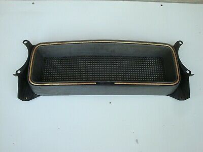 oldtimer fiat 124 sport coupe front grill vintage perfect condition