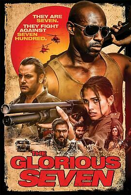 The Glorious Seven [2019] [DVD] DISK ONLY.
