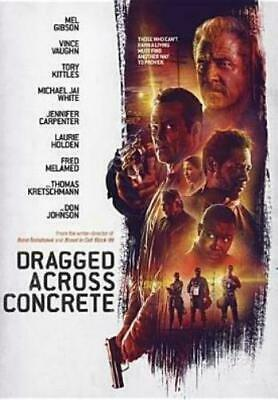 Dragged Across Concrete [2018] [Dvd] Disk Only.