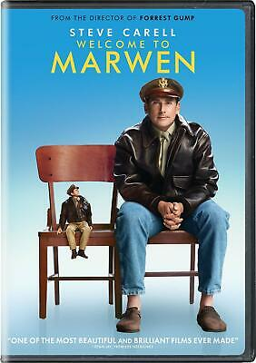 Welcome to Marwen 2018 DVD. new with free postage