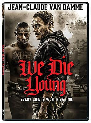 We Die Young [2019] [Dvd] Disk Only.