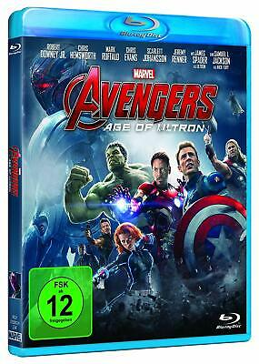 Avengers - Teil: 2 - Age of Ultron [Blu-ray/NEU/OVP] Marvel /Robert Downey Jr.,