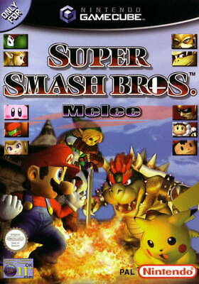 Super Smash Bros. Melee | Nintendo Gamecube Used