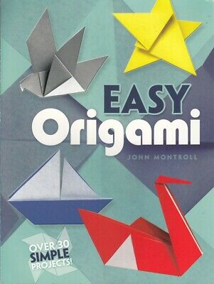 Easy Origami - John Montroll - Dover Inc - Acceptable - Paperback