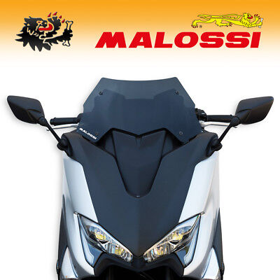 Pare-Brise [Malossi] MHR Tactile - Yamaha T-Max 530 Dx / SX Ie 4T (2017) -