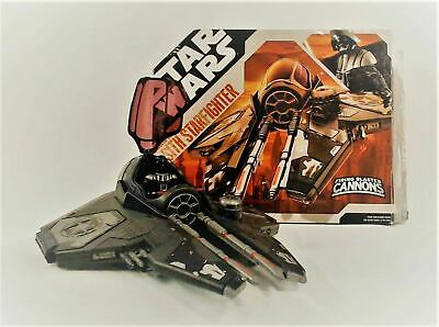 Star Wars Darth Vader's SITH STARFIGHTER with VADER 30th Anniversary 2006 LAAL01