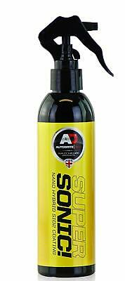 Autobrite Direct Super Sonic Ceramic Si02 Nano Car Paint Coating Spray Sealant