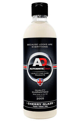 Autobrite Direct Cherry Glaze All In One Car Polish Protectant Glaze & Wax