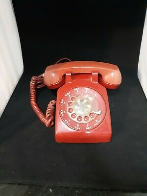 VINTAGE WESTERN ELECTRIC Red Emergency Fire Telephone Call Box ... on