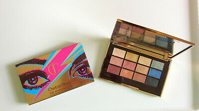 NIB Charlotte Tilbury The Icon Eyeshadow Palette LIMITED EDITION
