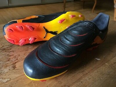 f2c9ab55aa8 Brand New Puma PWR Powercat 1.10 FG World Cup Africa Edition size 10.5us 9.5
