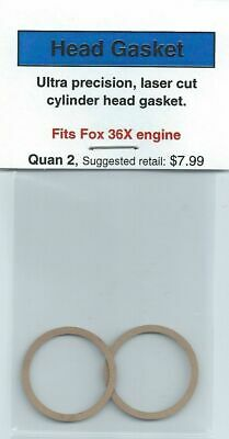 Aftermarket Cylinder Head Gasket 2 Pack, Fits Fox 36X NIP