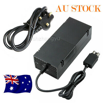 AC Adapter Charger Cable Mains Power Supply Brick for Microsoft XBOX ONE NEW AU