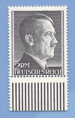 Nazi Germany Third Reich 1941 Adolf Hitler 2RM stamp MNH WW2 ERA