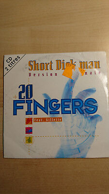 20 Fingers - Short Dick Man (Single CD im Pappumschlag/Frankreich)