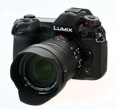 Panasonic Lumix G9 Mirrorless Camera w/ Leica DG Vario-Elmarit 12-60mm f/2.8-4.0
