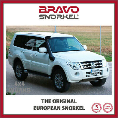 Bravo Snorkel Kit Mitsubishi Shogun & Pajero 2006-on
