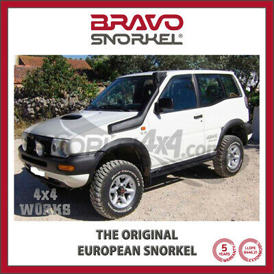 Bravo Snorkel Kit for Nissan Terrano 2 1996-06