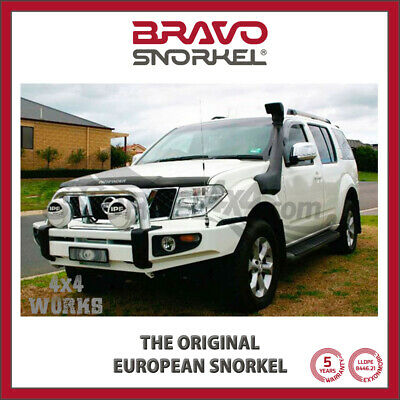 Bravo Snorkel Kit for Nissan Navara D40 & Pathfinder 2005-09