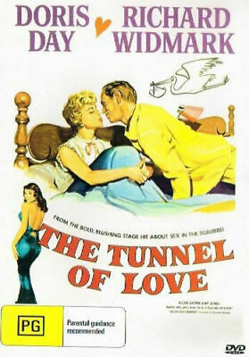 The Tunnel of Love ( Doris Day ) - New Region All DVD