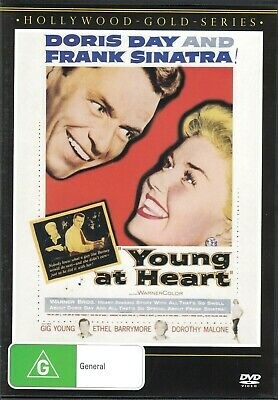 Young at Heart ( Doris Day ) - New Region All ( PAL ) DVD