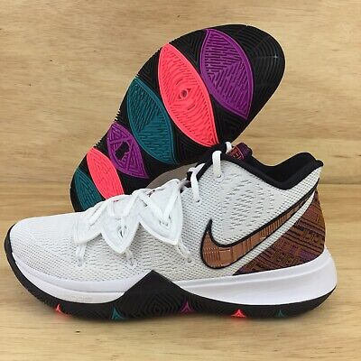 """103b3068d18 Nike Kyrie 5 BHM """"Black History Month"""" Mens Size 10.5 Irving New Rare"""