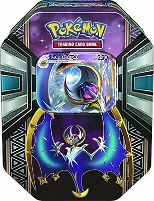 Pokémon TCG: Sun & Moon - Legends of Alola Tin with Lunala-GX