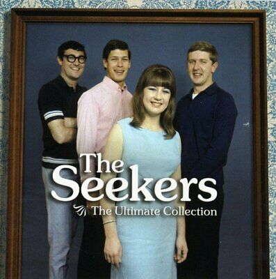 Seekers - Ultimate Collection, The [Case + Sticker] - Seekers CD L6VG The Cheap