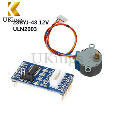 28BYJ-48 2003 Stepper Motor Driver Module for Arduino+DC 12V Stepper Motor