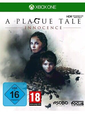 A Plague Tale: Innocence XBOX ONE / MULTILANGUAGE / READ Desc No Cd No Key