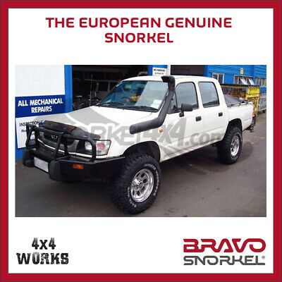 Bravo Snorkel Kit Toyota Hilux 1997-05 LEFT SIDE
